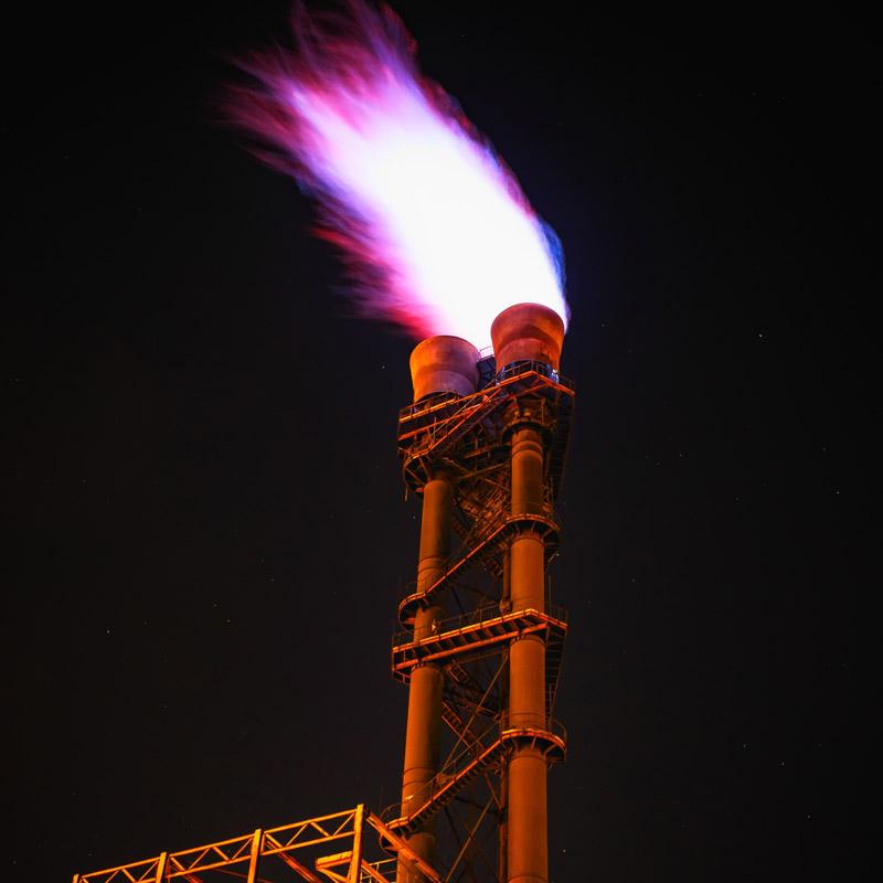 Áreas de Negocio - Oil & Gas